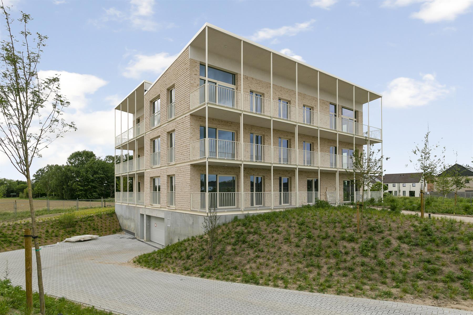 Appartement Te koop Eke Residentie Eikenpark - Eke