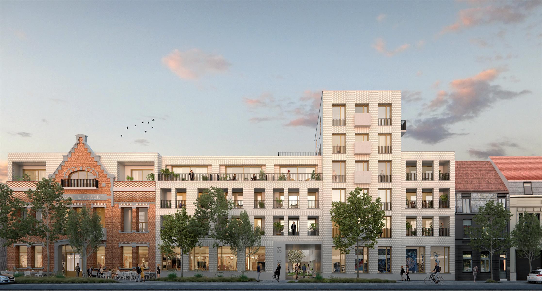 """Appartement Te koop Deinze Project """"HanGare"""" Deinze"""
