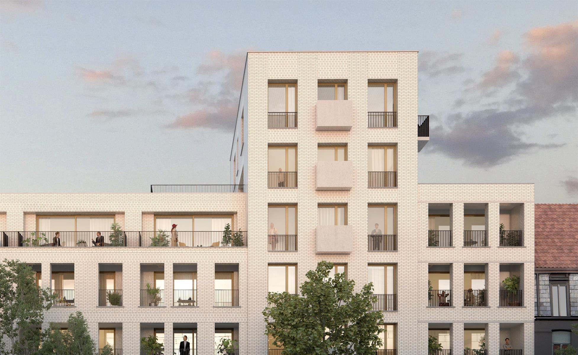 """Te koop, Appartement, Deinze, Project """"HanGare"""" Deinze"""