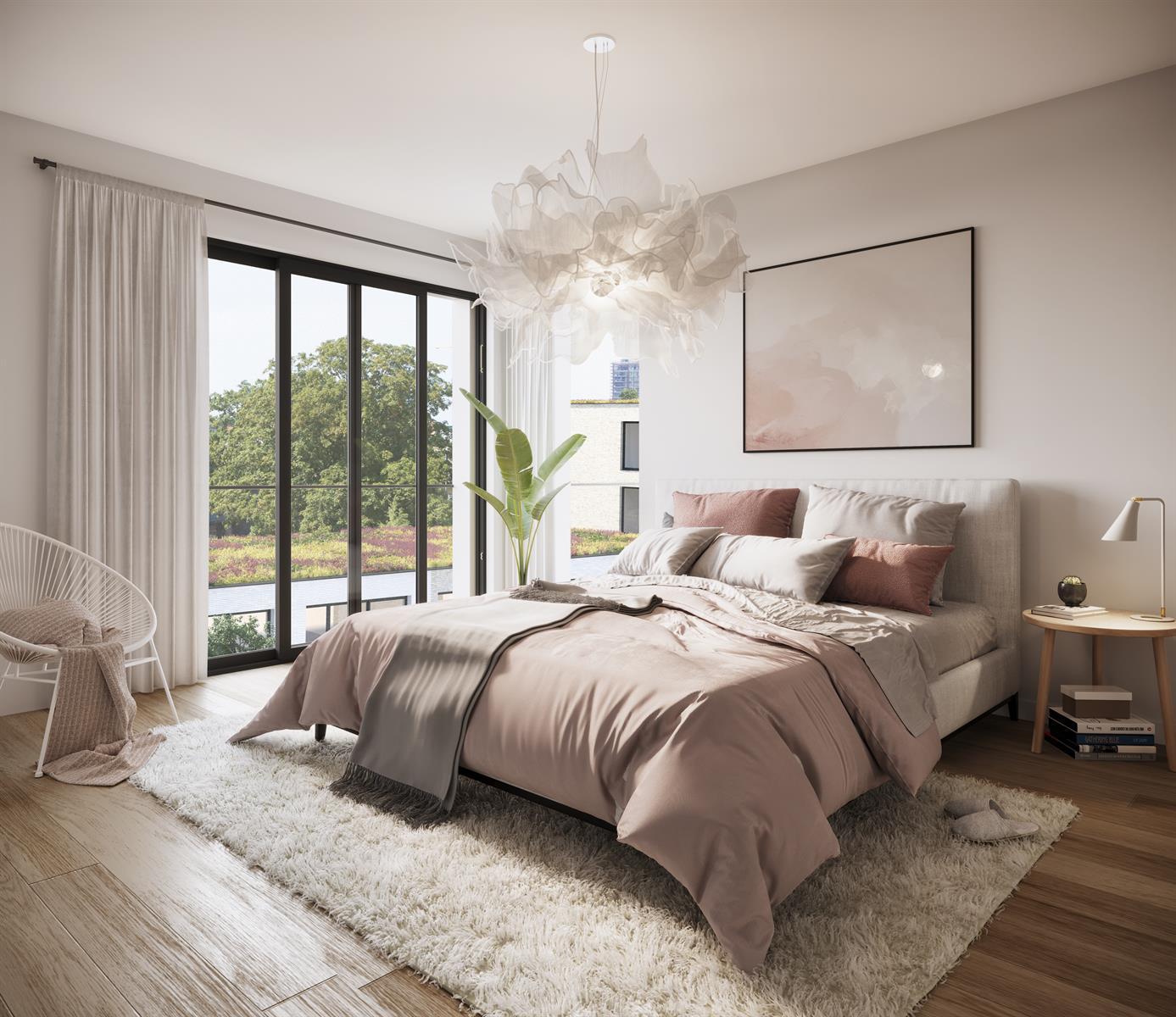 Te koop, Appartement, Gent, Project Nieuwland - Appartementen - Nieuwland 54 - Gent