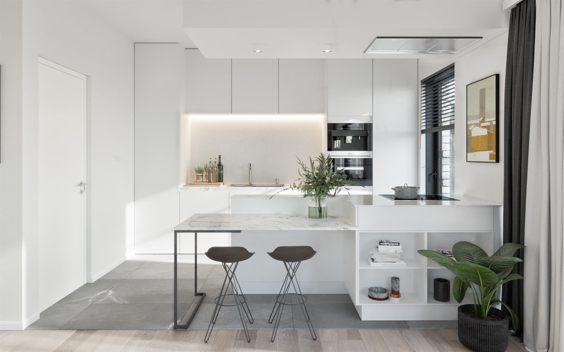Te koop, Appartement, Gent Wondelgem, App 129-101