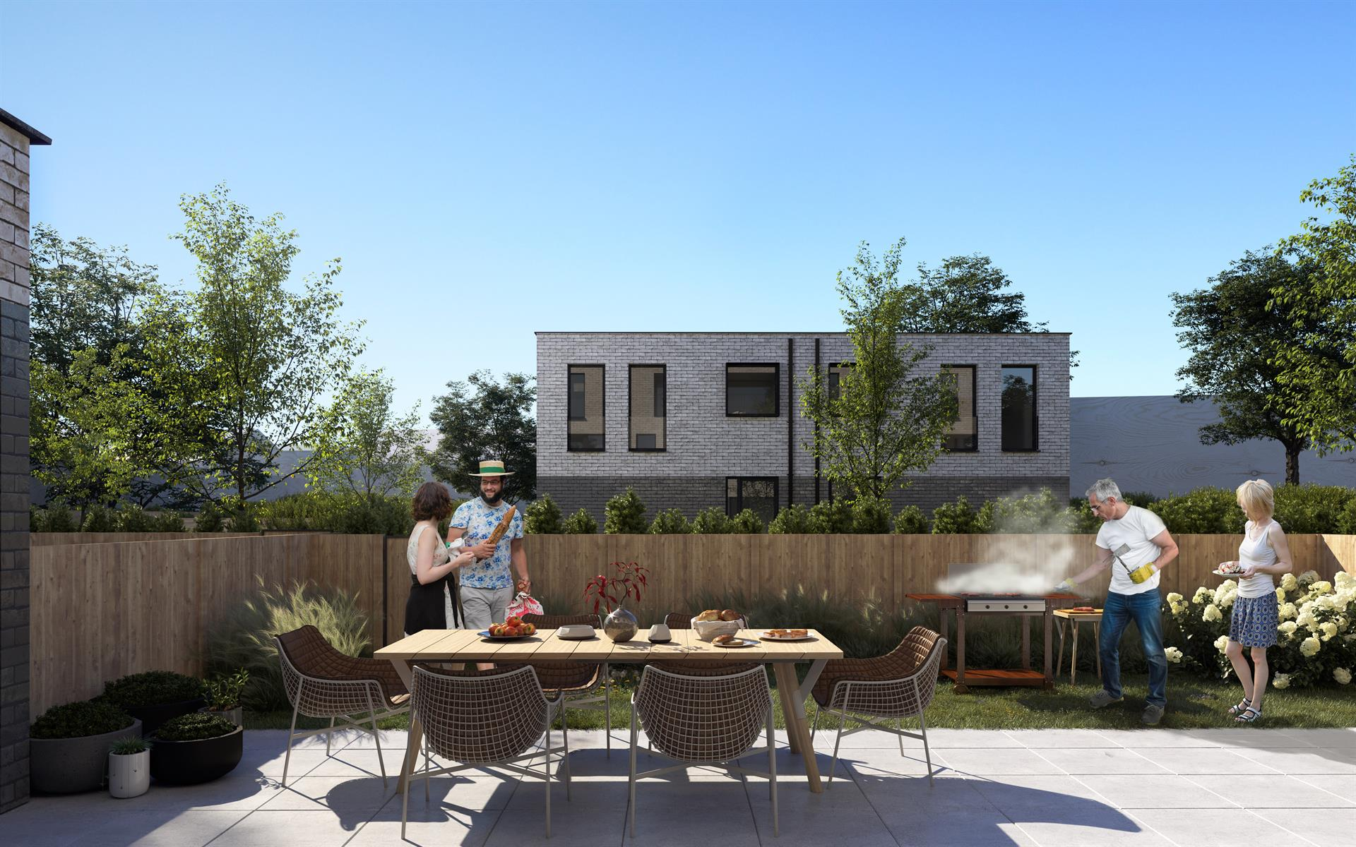 Te koop, Appartement, Gent Wondelgem, App 129-103