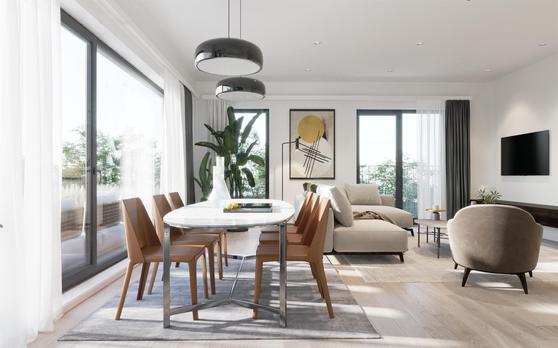 Appartement Te koop Gent Wondelgem App 129-104