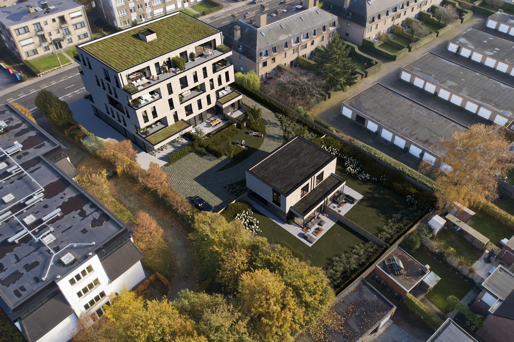 Te koop, Appartement, Gent Wondelgem, App 129-302