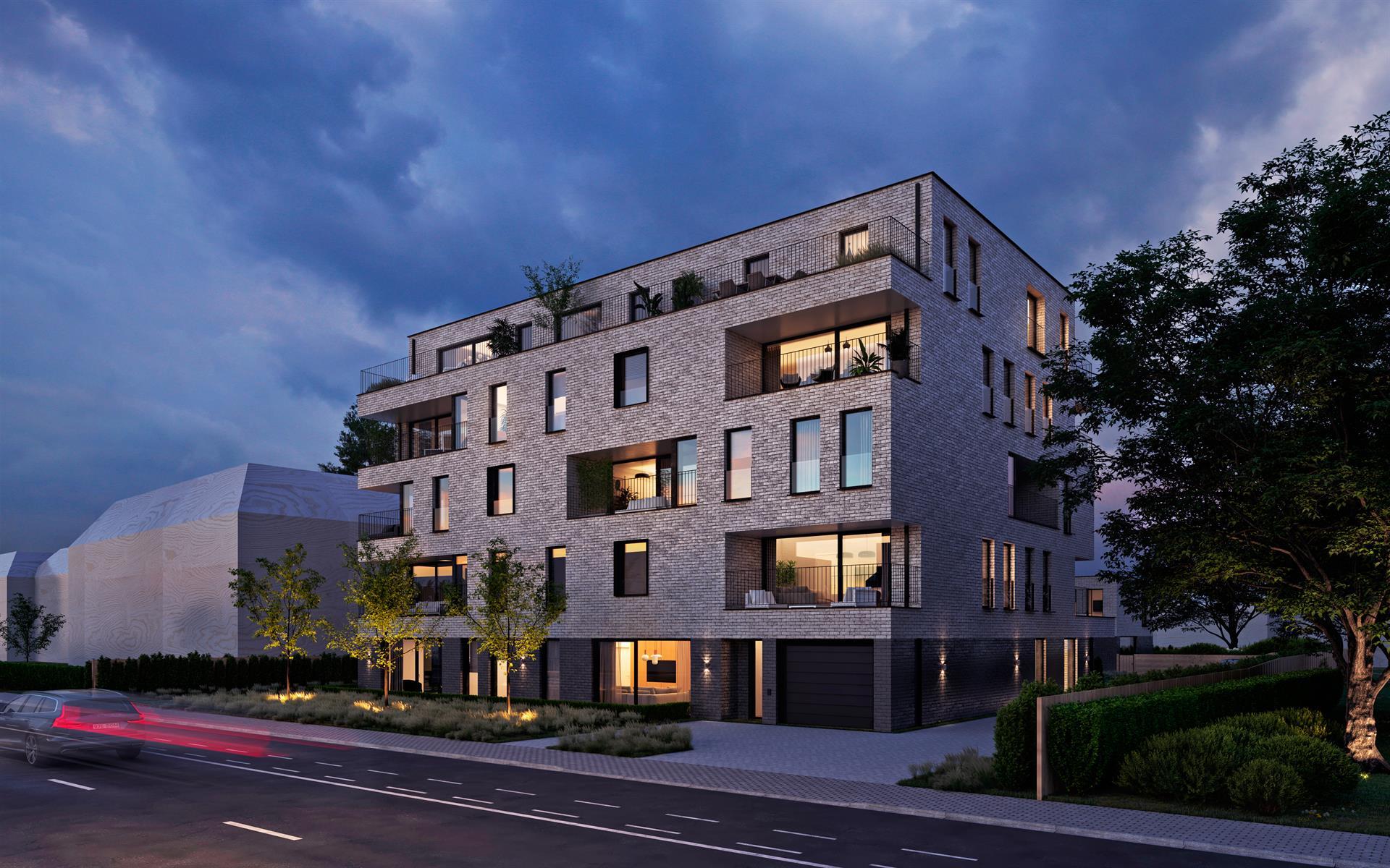 Te koop, Appartement, Gent Wondelgem, App 129-304