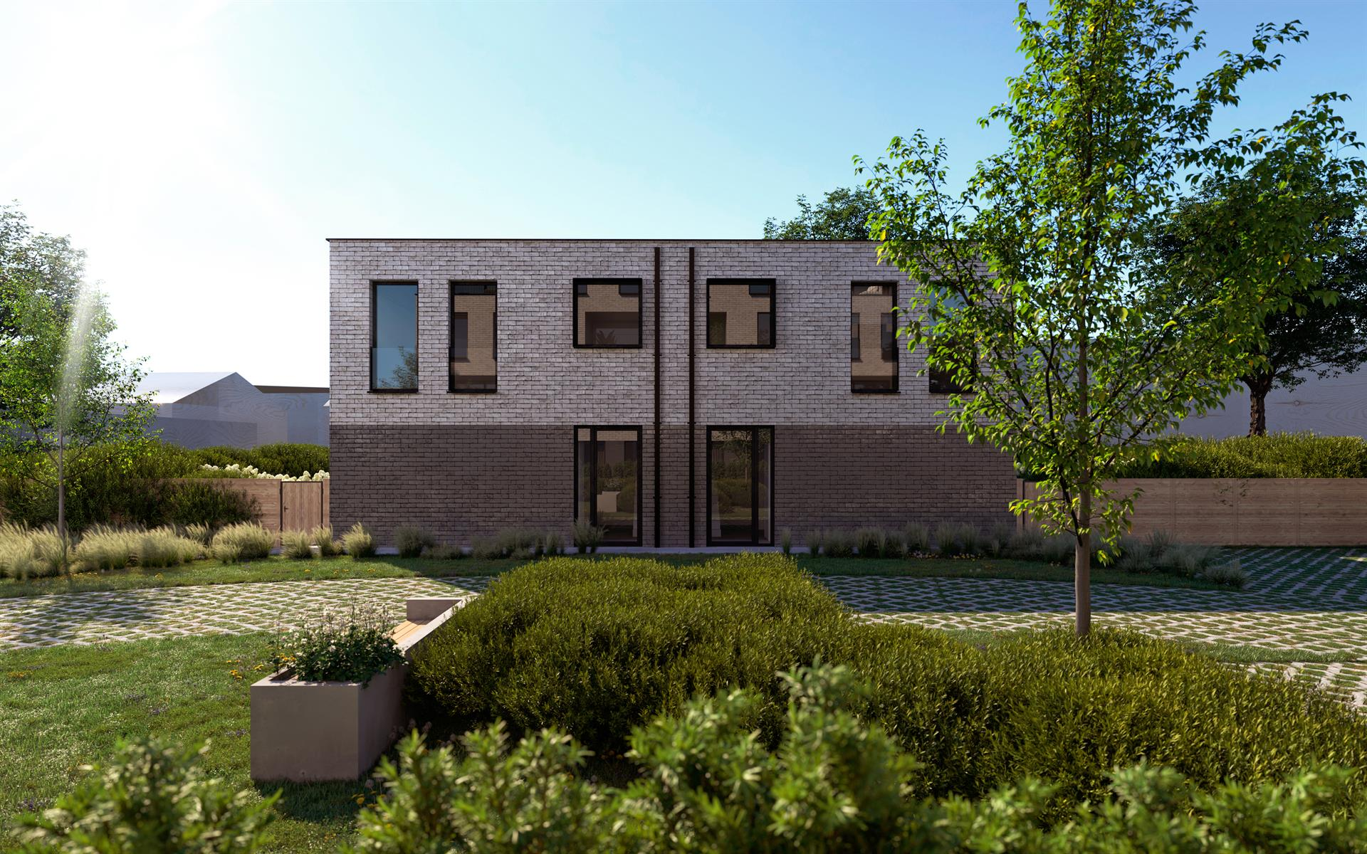 Te koop, Appartement, Gent Wondelgem, App 129-402