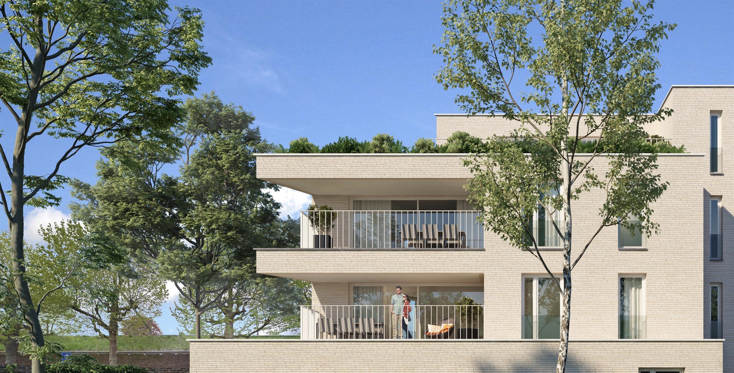 Te koop, Appartement, Gent, Josephus Appartement 2.3