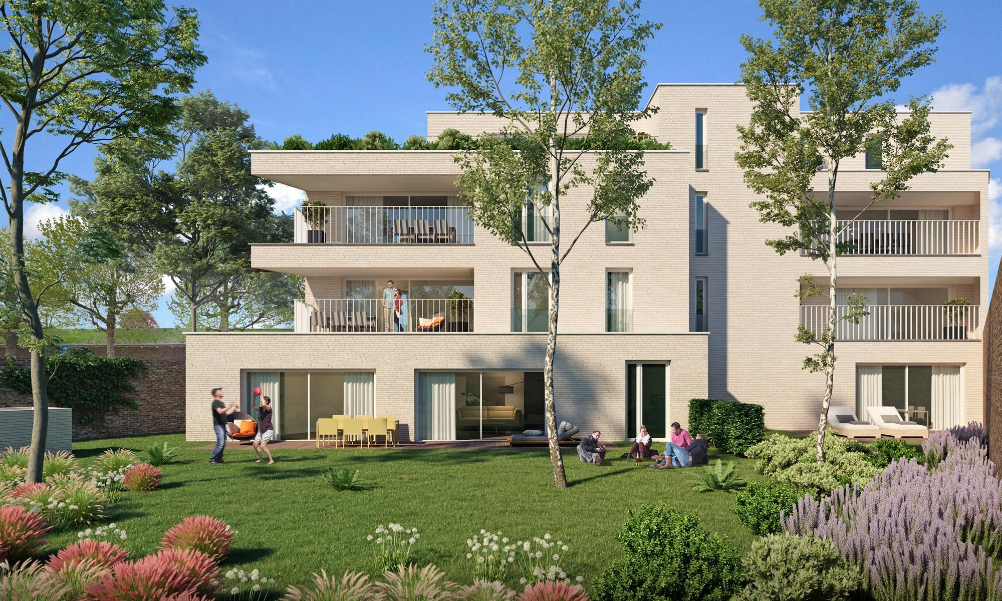 Appartement Te koop Gent Josephus Appartement 0.1