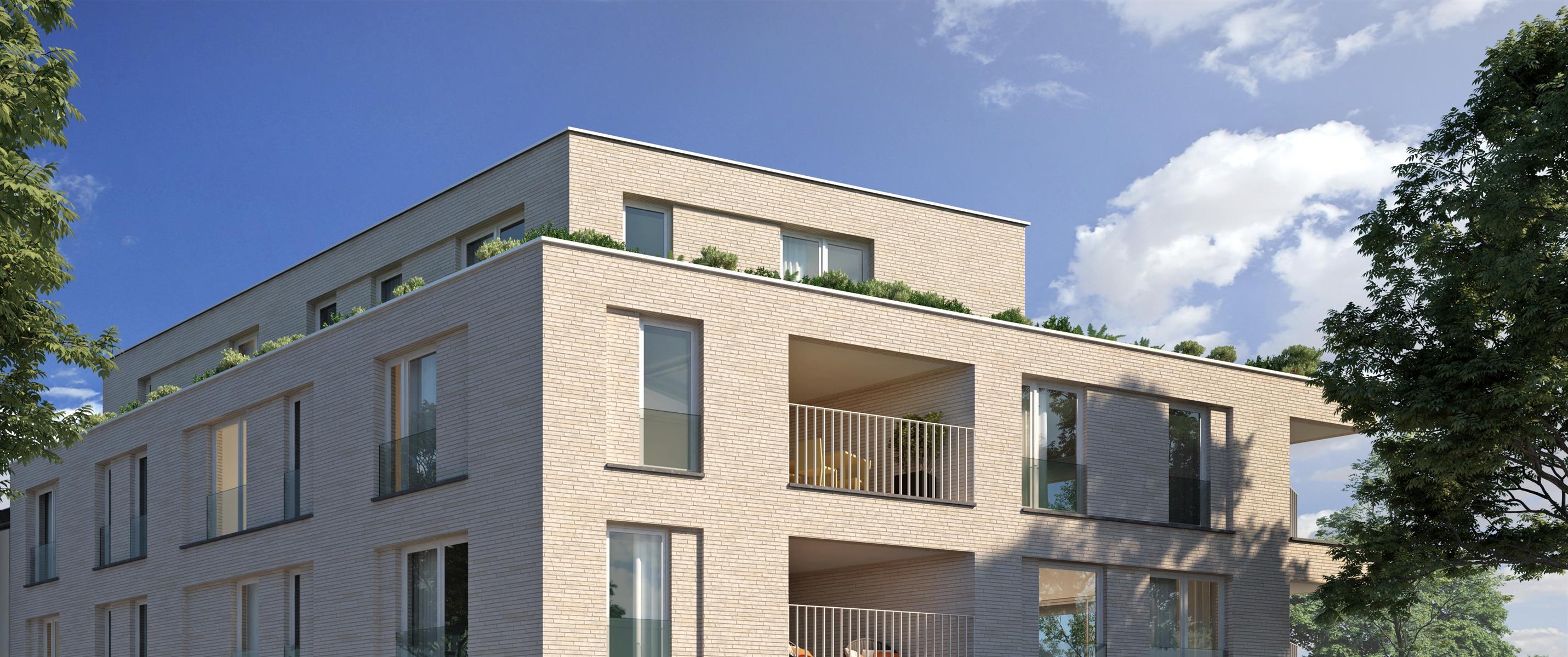 Te koop, Appartement, Gent, Josephus Appartement 0.1