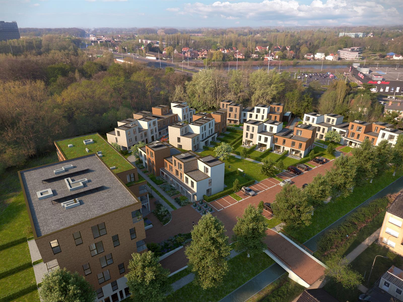 Appartement Te koop Gent Project Hof Van Gent - Gent