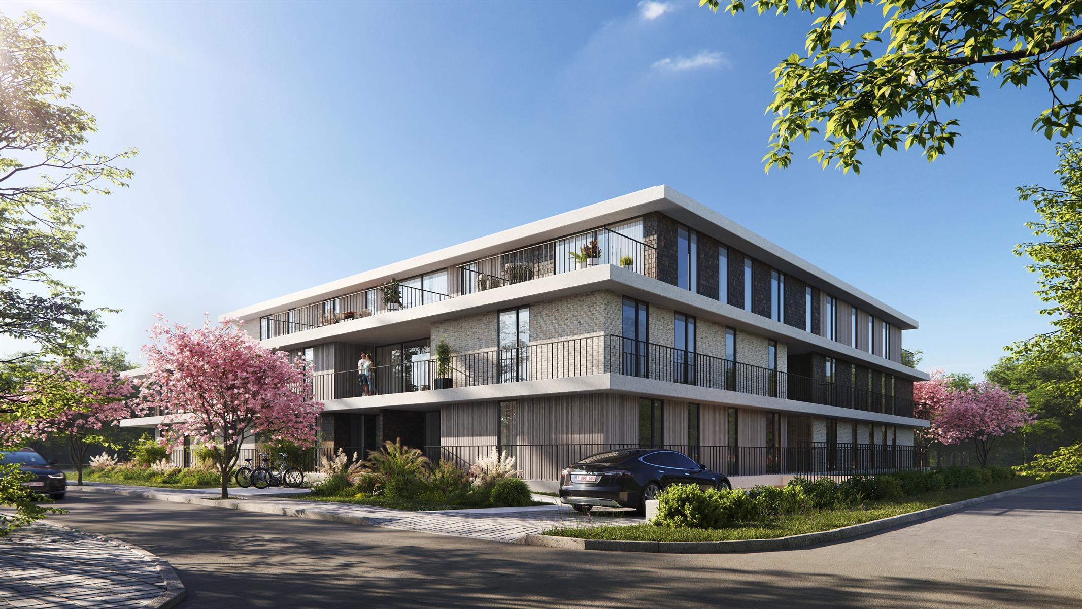"""Appartement Te koop Gent App 0.5 - """"Menlo Park"""""""
